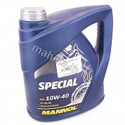 Масло моторное 10W-40 4L MANNOL SPECIAL