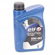 Масло моторное 5W-40 1L ELF EVOLUTION 900NF