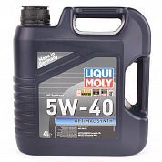Масло моторное 5W-40 4L LIQUI MOLY OPTIMAL SYNTH