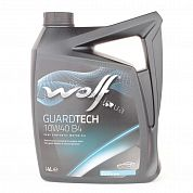 Масло моторное 10W-40 4L WOLF GUARDTECH B4